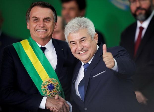 ส่อลามทั้งคณะ!พบรัฐมนตรีบราซิลรายที่ 5 ติดเชื้อโควิด-19