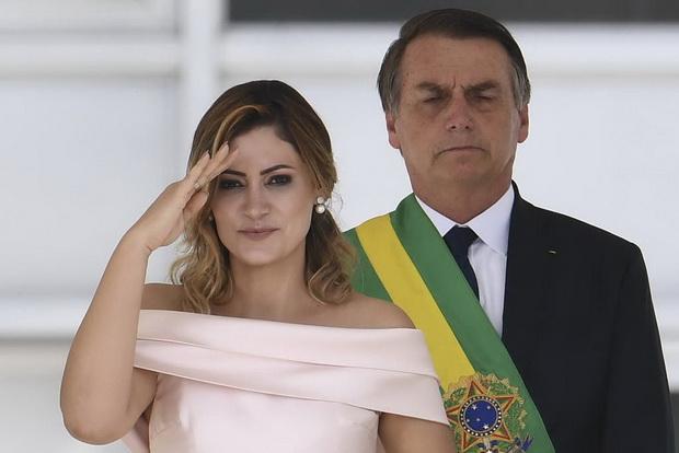 ไม่รอดเช่นกัน!เมียประธานาธิบดีบราซิลเป็นรายล่าสุดติดเชื้อโควิด-19