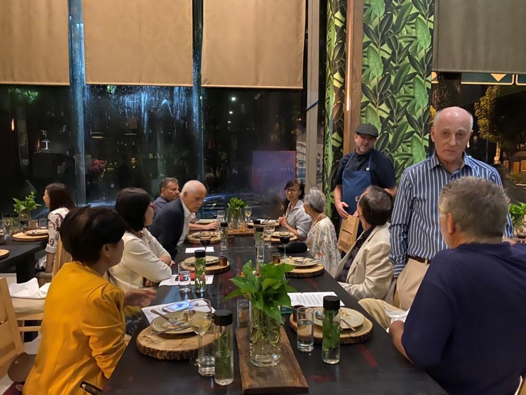 เซเลบต้องบินตามมากิน!เชฟดังมิชลิน2 ยึดศาสตร์ ร.๙ เปิดฟาร์มออแกนิค-ร้านไร้เมนูที่เชียงใหม่แห่งเดียวในไทย