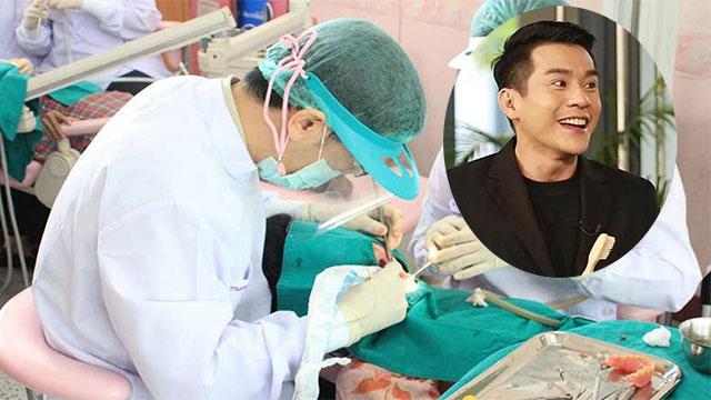 """อีกหนึ่งเสียง! ทันตแพทย์หนุ่มยัน ประเด็นโคเคนรักษาฟัน """"บอส วรยุทธ"""" เลิกใช้ไปนานแล้ว"""