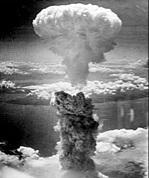 ภาพระเบิดปรมาณูที่ Nagasaki