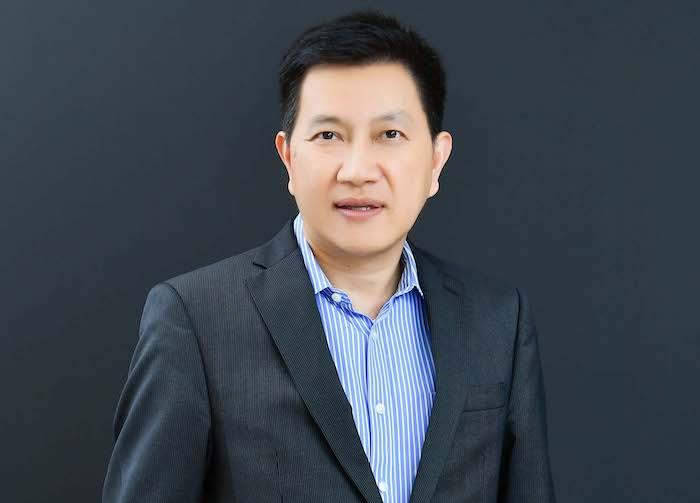 นายวัตสัน ถิรภัทรพงศ์ กรรมการผู้จัดการซิสโก้ ประเทศไทย และภูมิภาคอินโดจีน