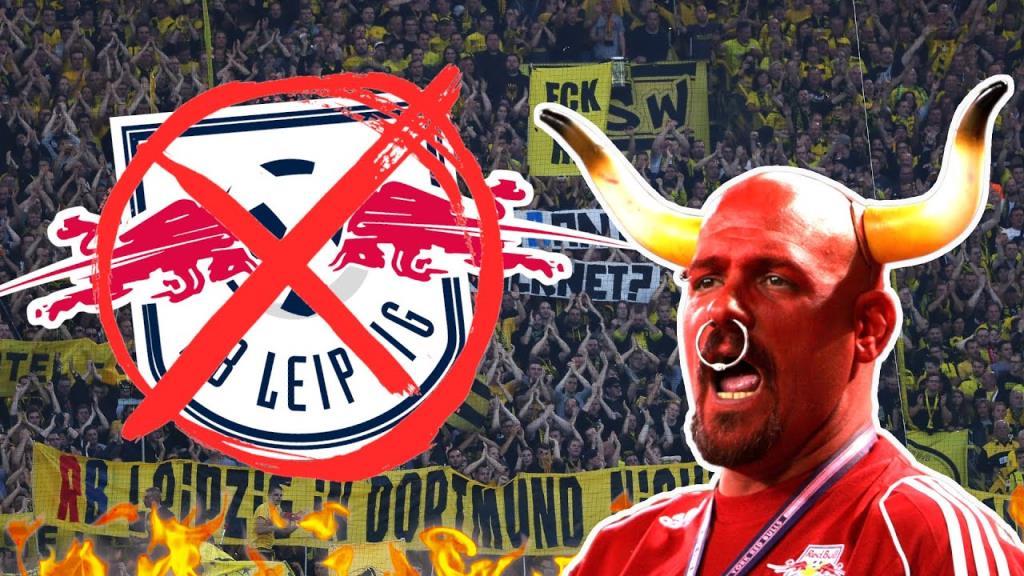 คนเยอรมันเกลียดทีม ไลป์ซิก