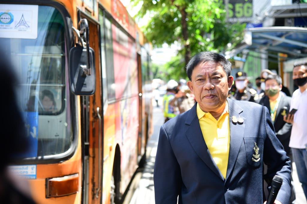 พล.ต.อ.อัศวิน ขวัญเมือง ผู้ว่าราชการกรุงทพมหานคร (ภาพจากแฟ้ม)