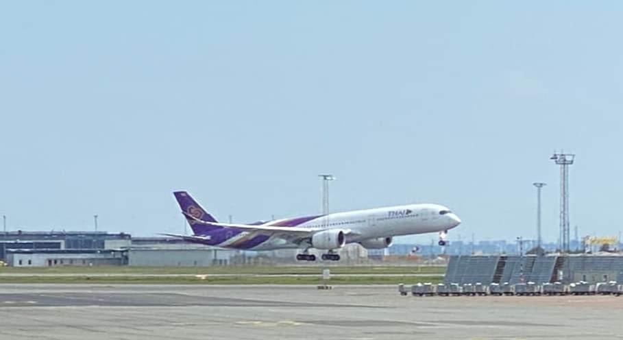 """การบินไทย เปิดขายตั่วไฟลท์พิเศษสู่""""โคเปนเฮเกน และไทเป"""" ในส.ค."""