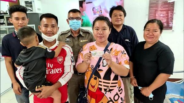 เซียมซีให้โชค ชาวพม่าใน จ.ชลบุรีถูกลอตเตอรี่รางวัลที่ 1 รับ 6 ล้าน ยันรวยแล้วไม่ลาออกจากงาน