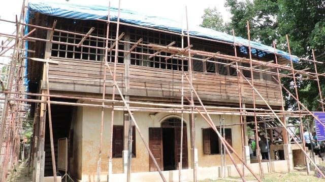 """เร่งเดินหน้าซ่อม""""บ้านหลุยส์-ลำปาง""""เสร็จพฤศจิกาฯนี้ จ่อปรับปรุงพื้นที่โชว์ประวัติการป่าไม้ไทยหนุนท่องเที่ยว"""