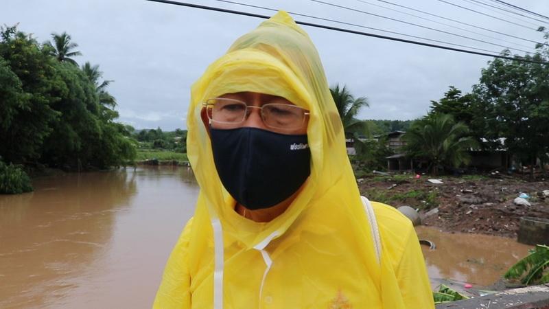 พ่อเมืองเลยสั่งเร่งฟื้นฟูด่วน น้ำท่วมทำบ้านเรือนเสียหาย500หลังคา