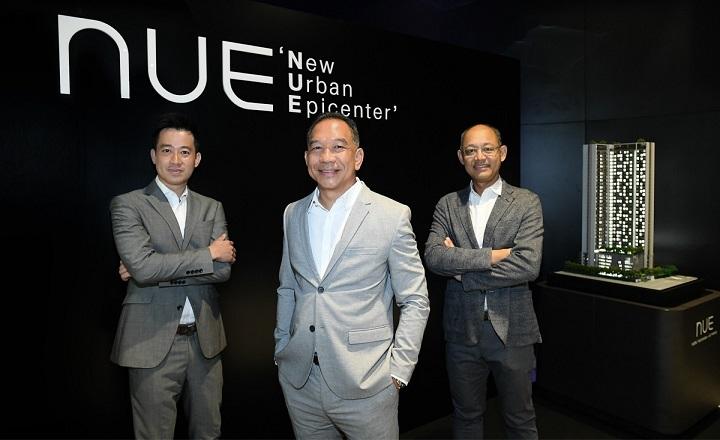 'โนเบิล'รุกตลาดคอนโดฯ2-3ล้านบาท ดันแบรนด์'NUE'ขยายฐานลูกค้าใหม่