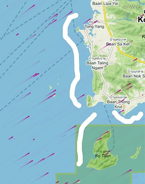 กรณีเรือขนขยะล่มที่เกาะสมุย 'ดร.ธรณ์' หวั่นขยะหลุดกระทบแนวประการัง