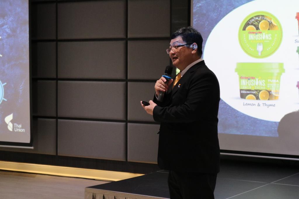ไทยยูเนี่ยนร่วมแชร์ประสบการณ์นำนวัตกรรมขับเคลื่อนธุรกิจให้กับผู้ประกอบการธุรกิจอาหาร