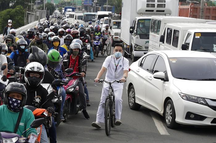 ออสซี่ปรับหนักผู้ที่ยังฝ่าฝืนกฎกักตัว พร้อมเพิ่มทหาร500ช่วยสกัดโรคระบาด ขณะฟิลิปปินส์เริ่มล้อกดาวน์กว่า 27 ล้านคน