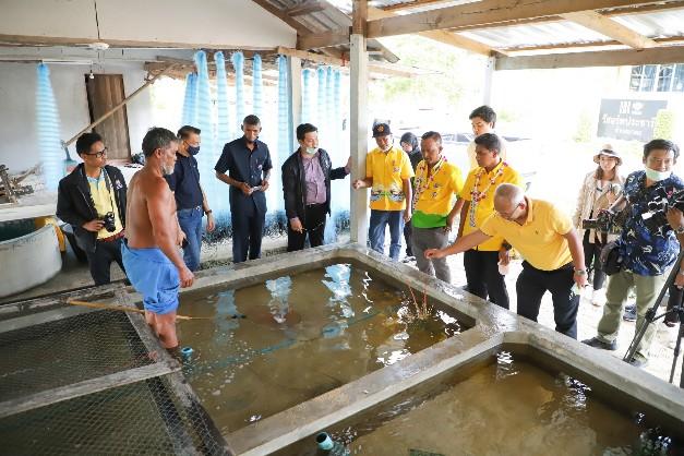 สทบ. เร่งกระตุ้นฐานรากฟื้นฟูเศรษฐกิจไทย  ชูนโยบายท่องเที่ยวชุมชนพังงา เป็นต้นแบบท่องเที่ยวโดยชุมชนกองทุนหมู่บ้านฯ