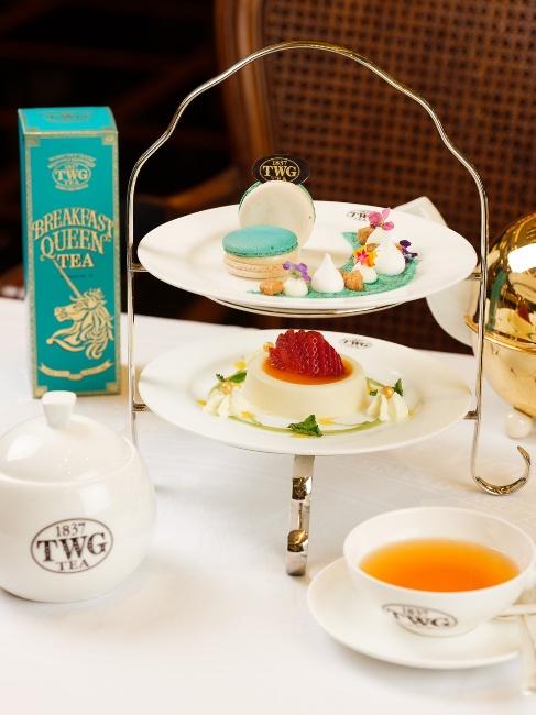"""ต้อนรับวันแม่กับเมนูสุดพิเศษ Eternal Jasmine Tea Set และดื่มด่ำกับชา """"จัสมิน ควีน ที""""  ในเดือนสิงหาคมนี้ที่ร้าน ทีดับเบิลยูจี ที"""