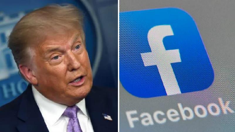 โดนแล้ว! เฟซบุ๊กลบโพสต์ 'ทรัมป์' อ้างเด็กมีภูมิคุ้มกันโควิด ชี้ทำผิดกฎห้ามแชร์ข้อมูลบิดเบือน