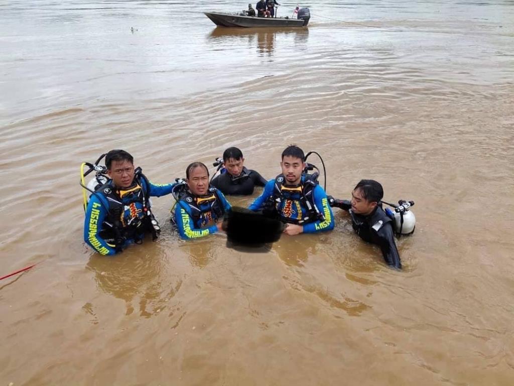 สุดสลด!2 เด็กหญิงชาวเชียงของเล่นน้ำโขงหลังเลิกเรียน ถูกน้ำพัดจมหายข้ามวันต่อหน้าต่อตาเพื่อน