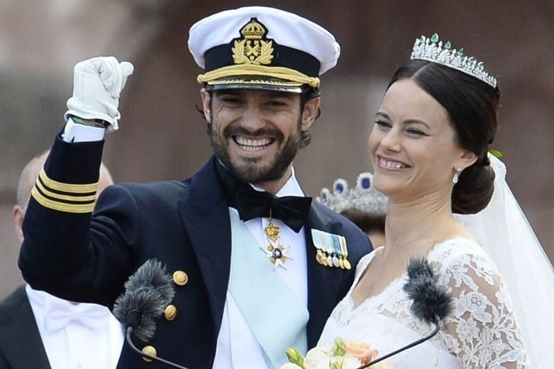 เจ้าหญิงโซเฟียแห่งสวีเดน แบบอย่างที่ เมแกน มาร์เกิล เอื้อมไม่ถึง