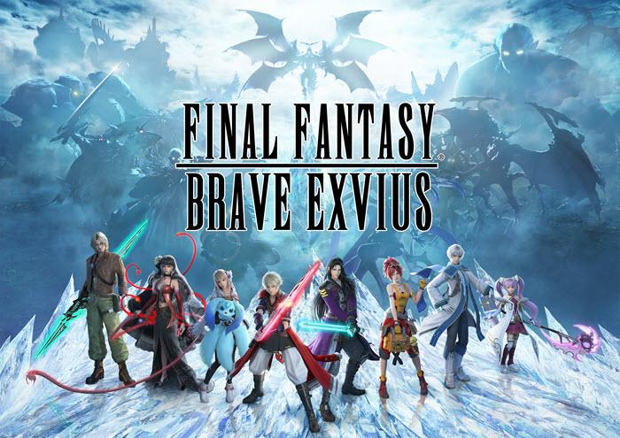 Review: Final Fantasy Brave Exvius ศึกรวมพล คนหน้าหยก