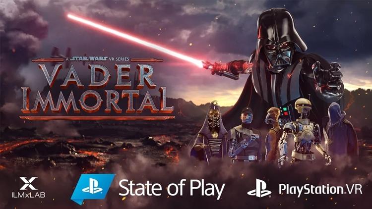 """Vader Immortal"" ตวัดดาบแสง 25 สิงหา บน PS VR"