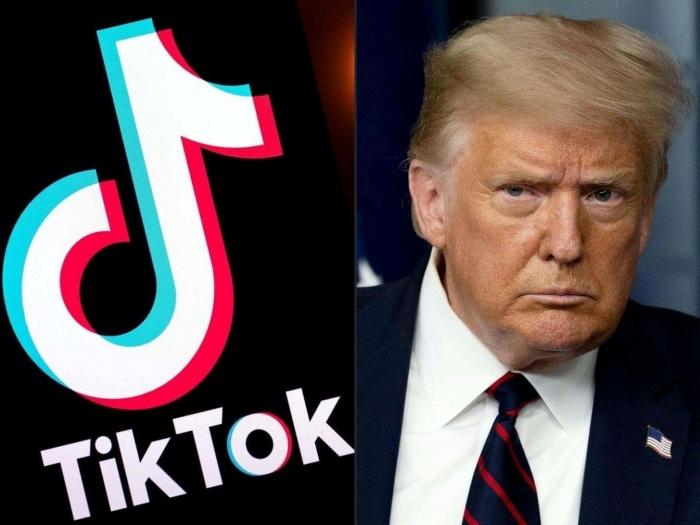 ทรัมป์ออกคำสั่งห้ามติดต่อบริษัทเจ้าของ TikTok โดยเด็ดขาด