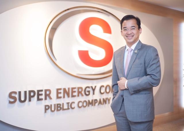 SUPER จ่อ COD โซลาร์ฟาร์มเพิ่มอีก 550 MW