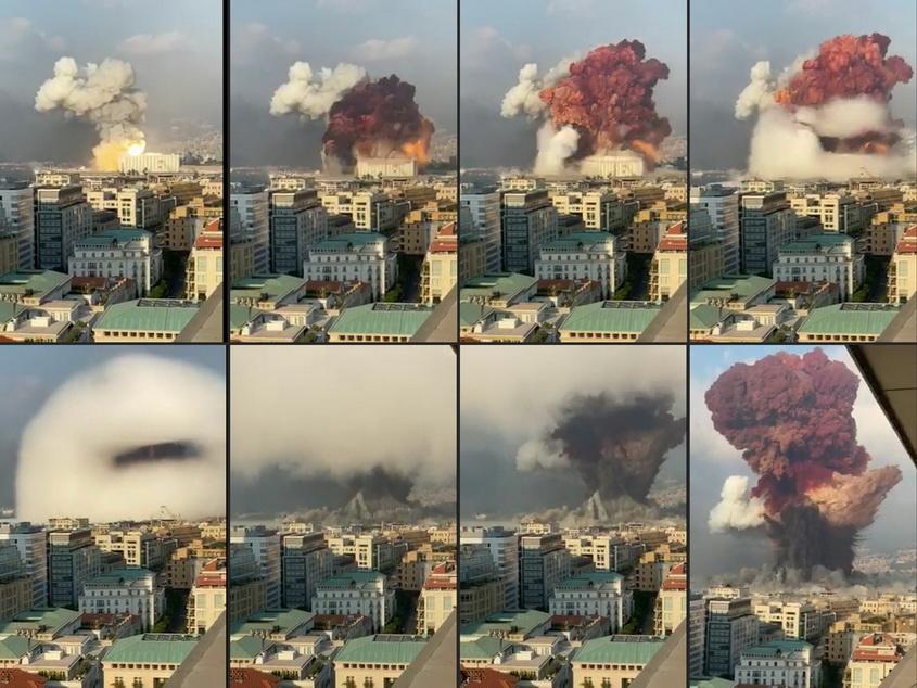 Weekend Focus: โลกระทึก! ระเบิดครั้งใหญ่ใน 'เบรุต' ตาย-เจ็บกว่า 5 พันคน เผยโกดัง 'แอมโมเนียมไนเตรต' ต้นตอเหตุวินาศ