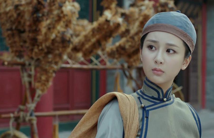 หยางจื่อ จากซีรีส์จีน Legend of the Dragon Pearl ลิขิตรักไข่มุกมังกร