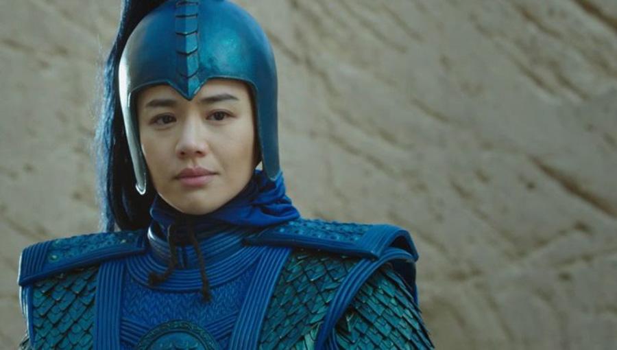 หม่าซือฉุน จากซีรีส์จีน Oh My General เมียข้าเป็นท่านแม่ทัพ