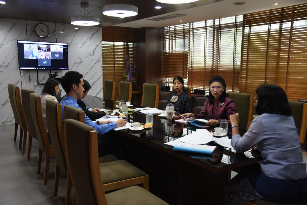 กรมเจรจาฯ หารือกรมเอเชียของจีน เดินหน้าเพิ่มการค้า เชื่อมโยงการลงทุน
