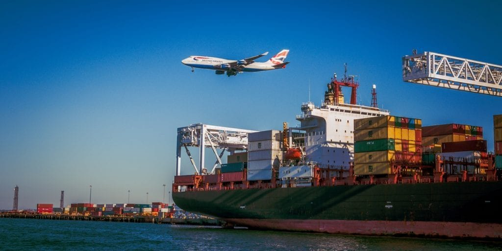 Next Normal for Logistics Service การเปลี่ยนแปลงของธุรกิจให้บริการโลจิสติกส์