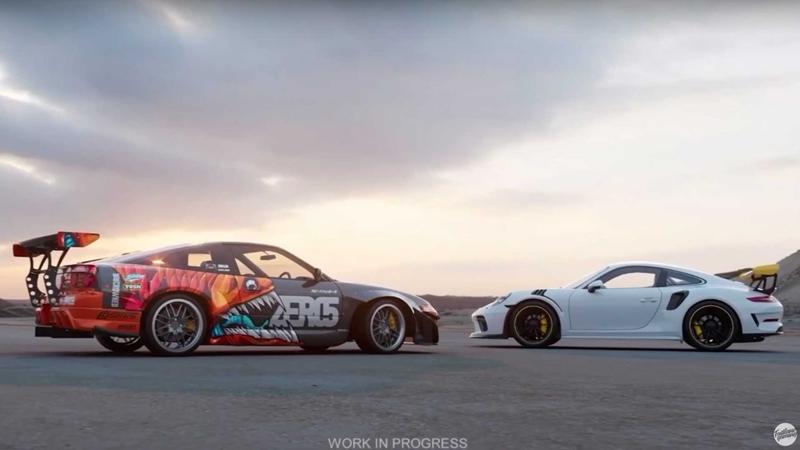 """หลุด! เกมเพลย์ภาคใหม่ """"Need For Speed"""" ก่อนขายจริงปีหน้า"""