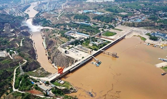จีนประกาศรับมือฉุกเฉิน 'แม่น้ำเหลือง' เจอน้ำหลากระลอก 4