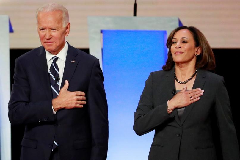 เคาะแล้ว! 'โจ ไบเดน' เลือก ส.ว.หญิงผิวสี 'คามาลา แฮร์ริส' เป็นคู่ชิงรองประธานาธิบดี