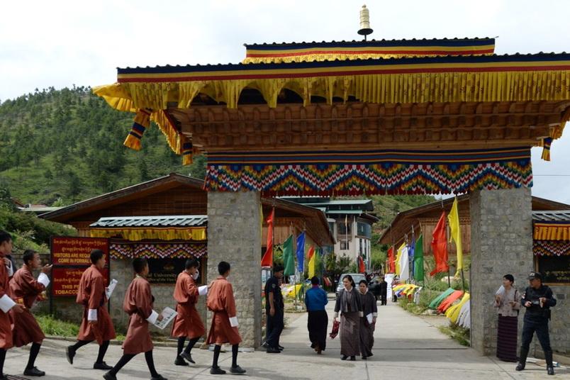 'ภูฏาน' ล็อกดาวน์ประเทศครั้งแรก หลังพบผู้ติดเชื้อโควิด-19 ในกรุงทิมพู