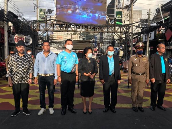 """กลุ่มผู้ประกอบการสถานบันเทิงป่าตอง จัดงาน """"PATONG CITY NEVERGIVE UP"""" ดึงคนไทยเที่ยว กระตุ้นเศรษฐกิจและท่องเที่ยว"""