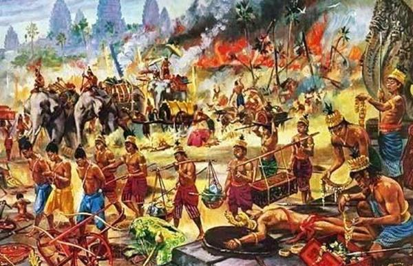อย่าให้เหมือนเสียกรุงศรีอยุธยาครั้งแรก! วงญาติผู้นำแตกแยก คนไทยเป็นไส้ศึกให้ศัตรูของชาติ !!