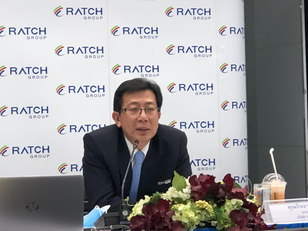 RATCH มั่นใจครึ่งปีหลังนี้ปิดดีล 2-3 โรง หนุนสิ้นปี 63 มีกำลังผลิตไฟฟ้าเพิ่ม 780 MW