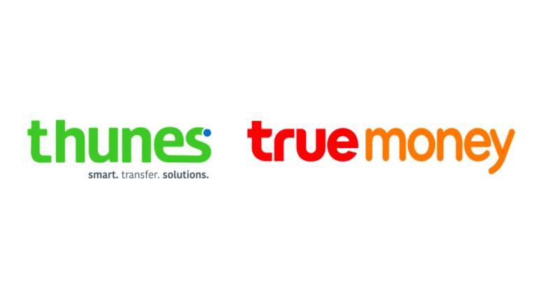ทรูมันนี่ จับมือ Thunes ขยายบริการรับโอนเงินข้ามประเทศ