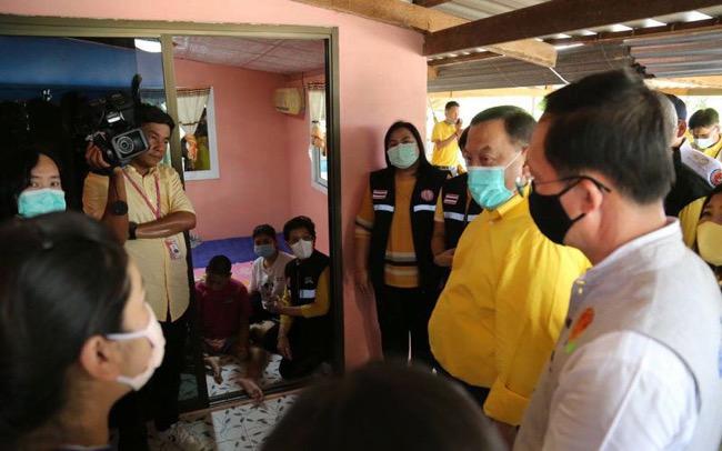 พม. ไม่ทอดทิ้งกัน ช่วยเหลือเด็กพิการ จ.ราชบุรี   ประสานรับเข้าดูแลในสถานคุ้มครองฯ คนพิการ
