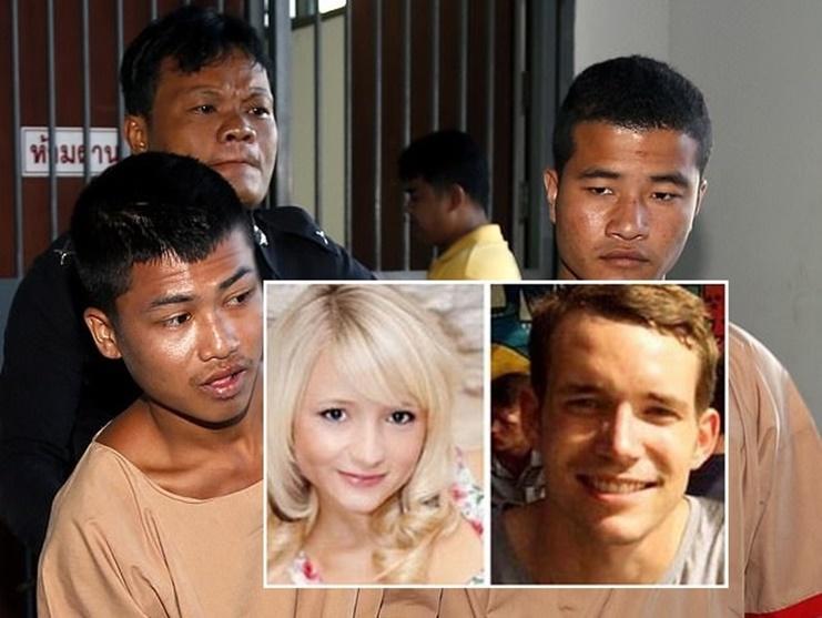 """In Clip: สื่อนอกรายงาน """"ไทย"""" สั่งอภัยโทษ 2 นักโทษแรงงานพม่าฆ่านักท่องเที่ยวสาวอังกฤษบนเกาะเต่า"""