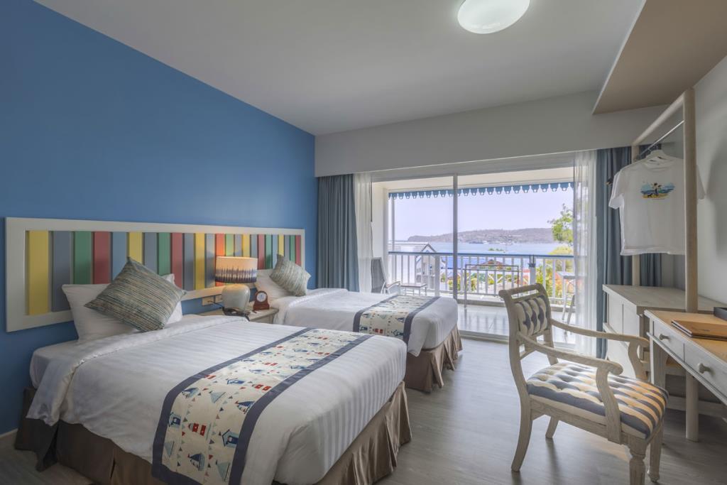 """เที่ยว """"เกาะสีชัง"""" กับแพกเกจห้องพักราคาพิเศษ พร้อมทริปท่องเที่ยวรอบเกาะ ที่ รร.ซัมแวร์ เกาะสีชัง"""