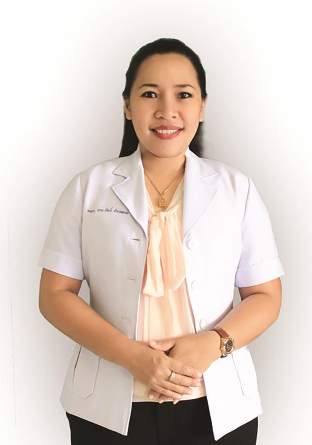 ทันตแพทย์หญิงอานะสิทธิ์ ศัลยพงษ์