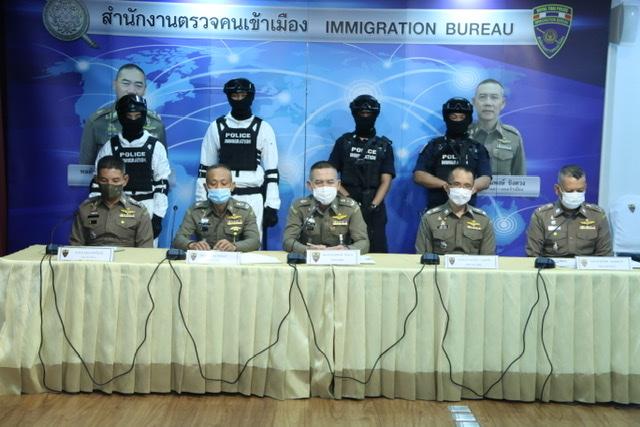 ตม. พบชาวมาเลย์ติดโควิดเข้าออกไทยบ่อย แต่ไม่รู้ติดเชื้อช่วงไหน ประสาน สธ.เร่งสืบสวน