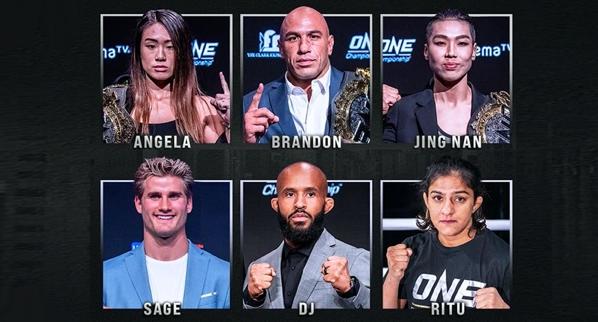 6 นักสู้ระดับโลกร่วมเรียลลิตี The Apprentice: ONE Championship Edition