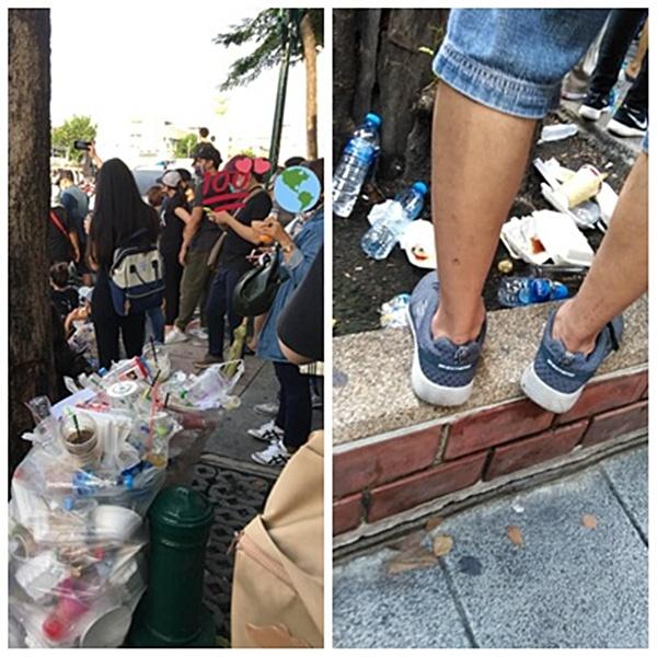 สะกิดเบาๆ! ทิ้งขยะเกลื่อน เยาวชนมาเรียกร้อง อย่าลืมหน้าที่รับผิดชอบ