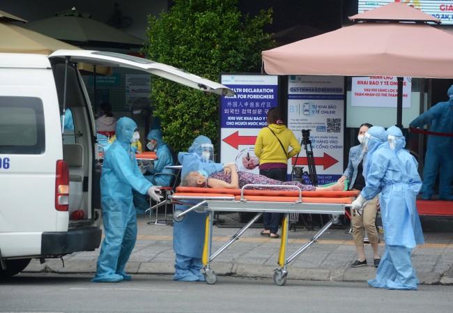 เวียดนามพบติดเชื้อโควิดเพิ่ม 4 ราย ยอดผู้ป่วยสะสมรวม 993 ราย