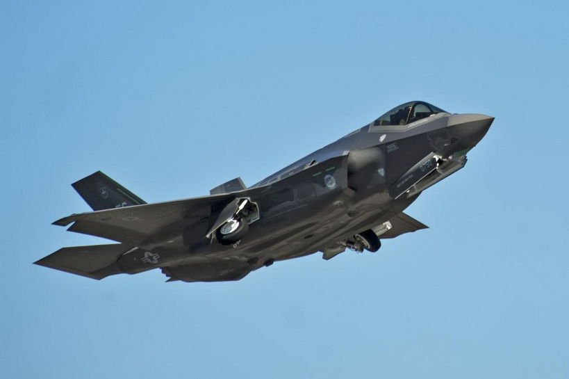 ยิวไม่แฮปปี้! สหรัฐฯ เล็งขายเครื่องบินขับไล่ F-35 ให้ UAE หลังฟื้นสัมพันธ์การทูตอิสราเอล