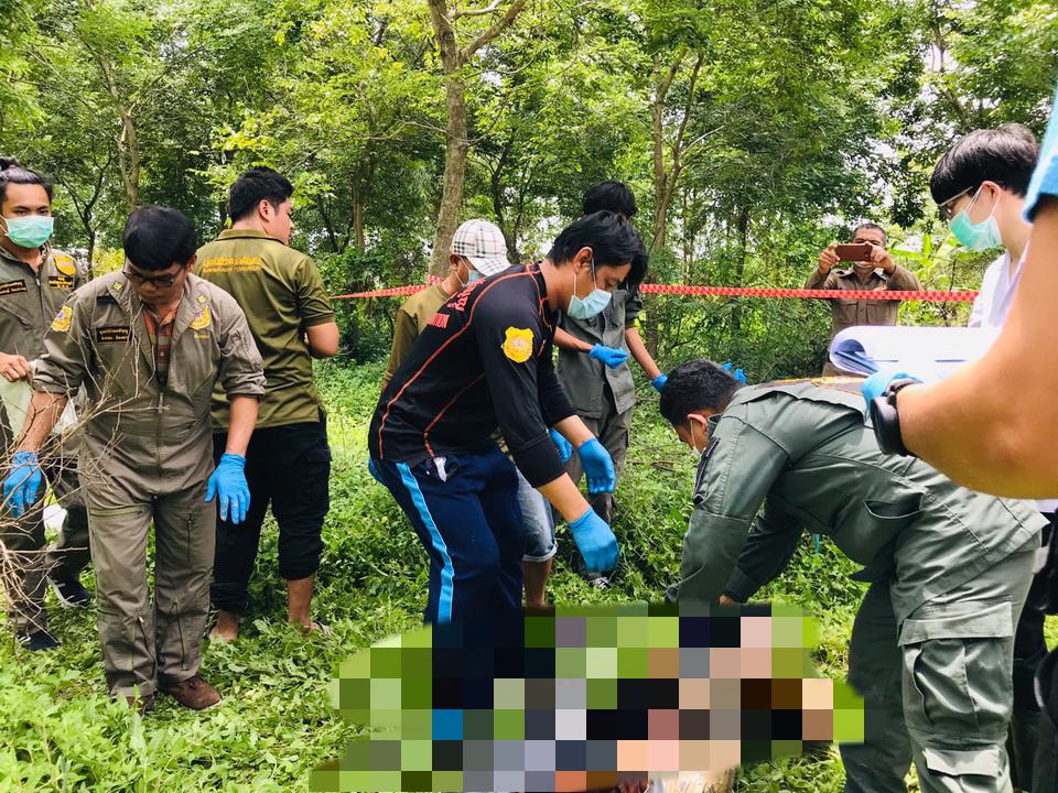 ฆ่าอำพราง!!คดีสาวโรงงานหมกในท้องร่องสวน ด้านแม่ผู้เสียชีวิตถึงกับเป็นลมล้มพับ
