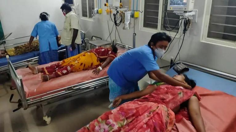 'ก๊าซแอมโมเนียรั่ว' ที่โรงงานตอนใต้อินเดีย บาดเจ็บไม่ต่ำกว่า 15 ราย