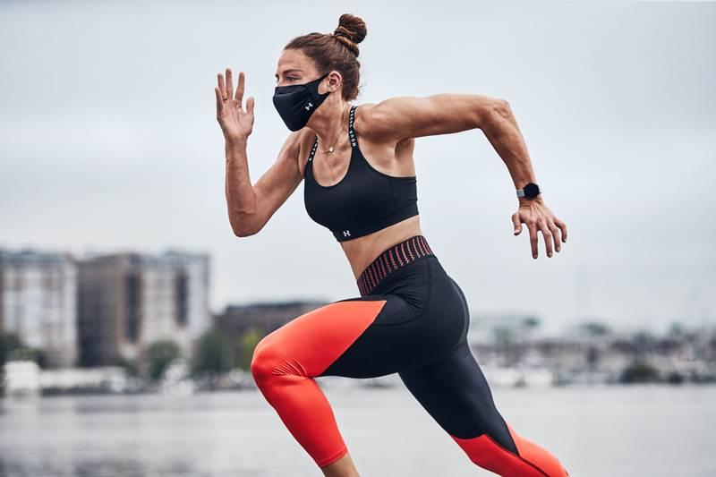 Under Armour Sportsmask สุดยอดหน้ากากผ้าสำหรับนักกีฬา
